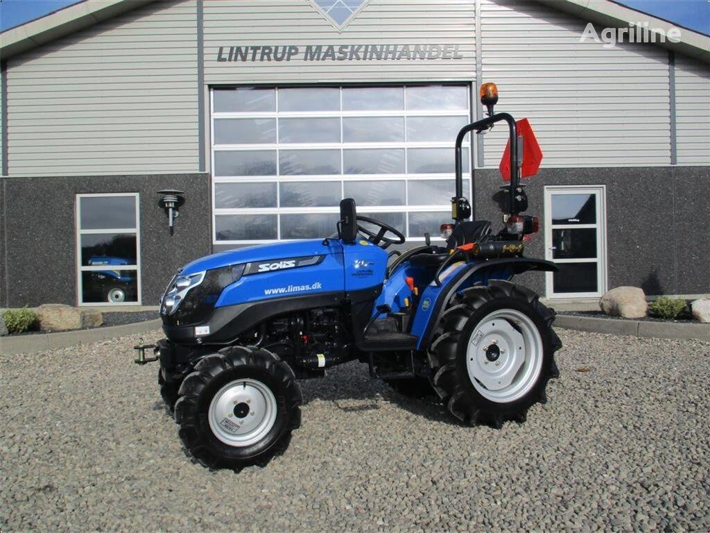SOLIS 26  mini traktor