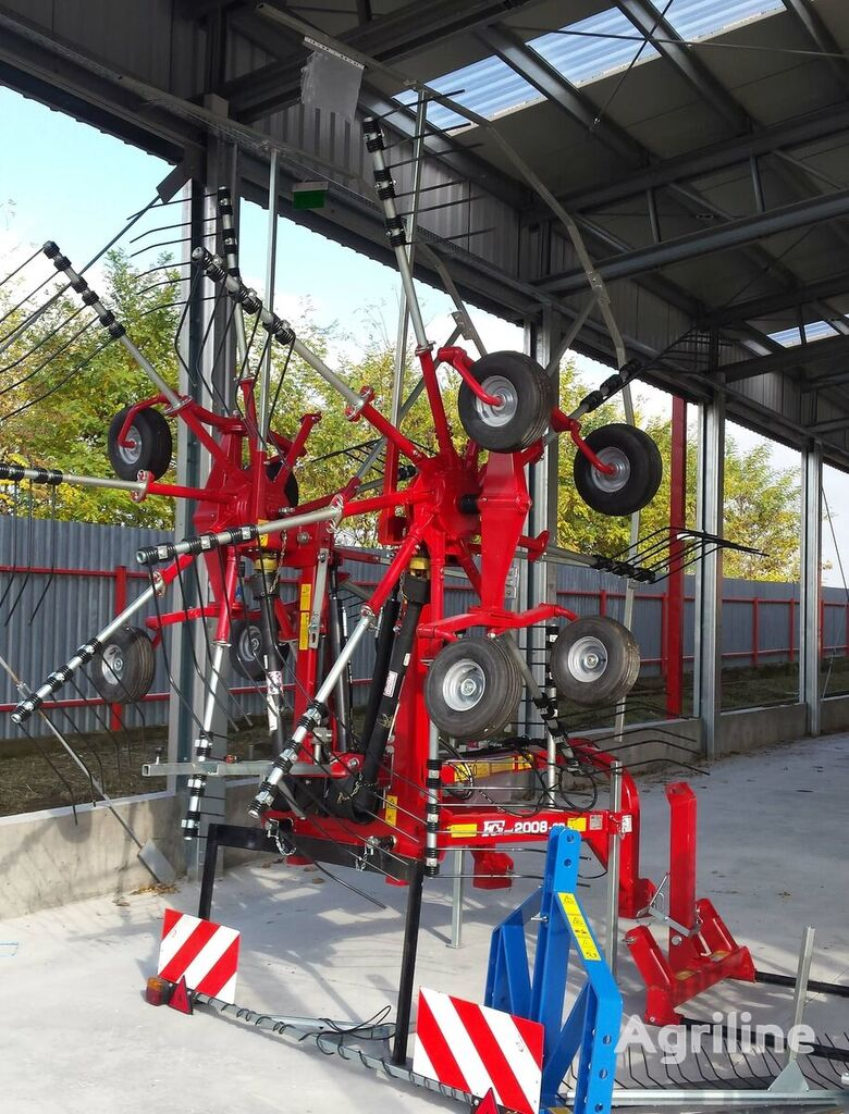 nova Greblă de adunat, model FCR, lățime de lucru 6,50 metri sakupljač sijena