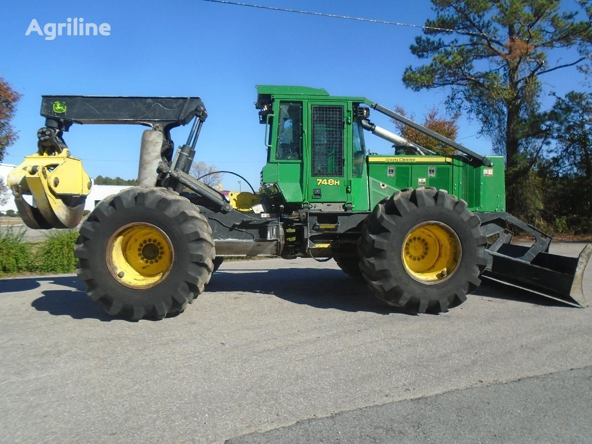 JOHN DEERE 748H  šumarski traktor