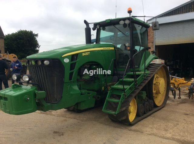 JOHN DEERE 8430T traktor gusjeničar