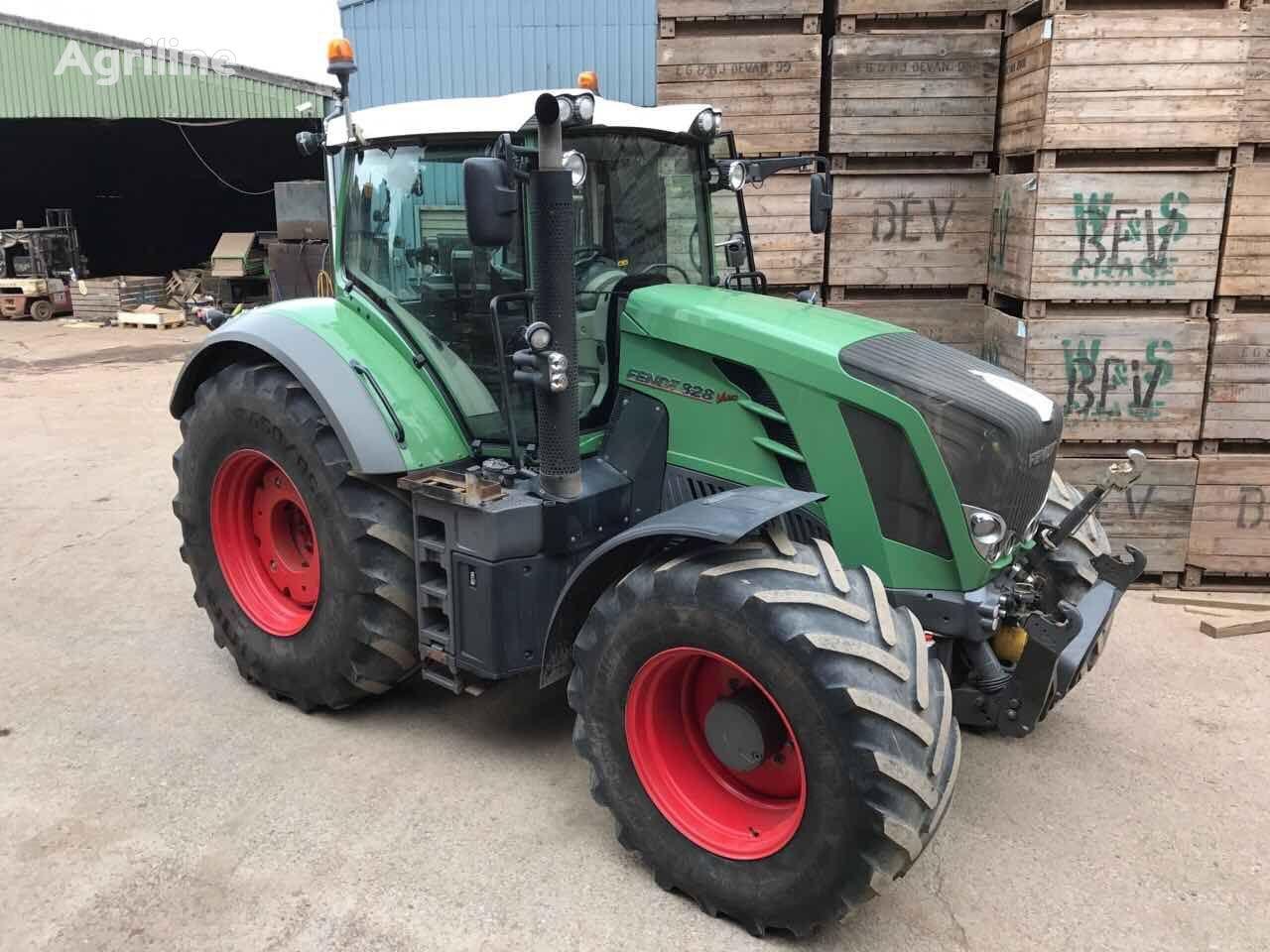 FENDT 828 Profi Plus traktor točkaš