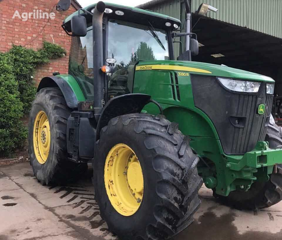 JOHN DEERE 7230R traktor točkaš