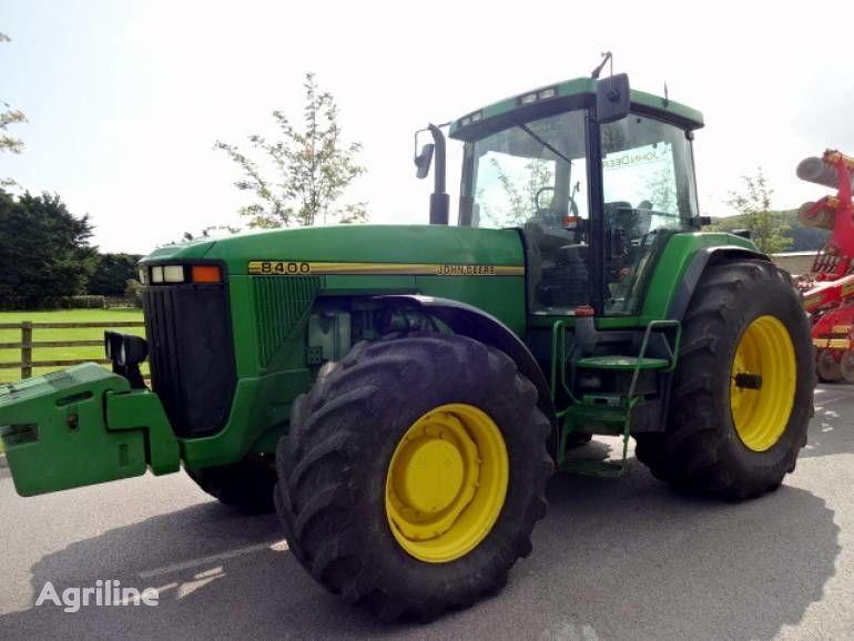 JOHN DEERE 8400 traktor točkaš