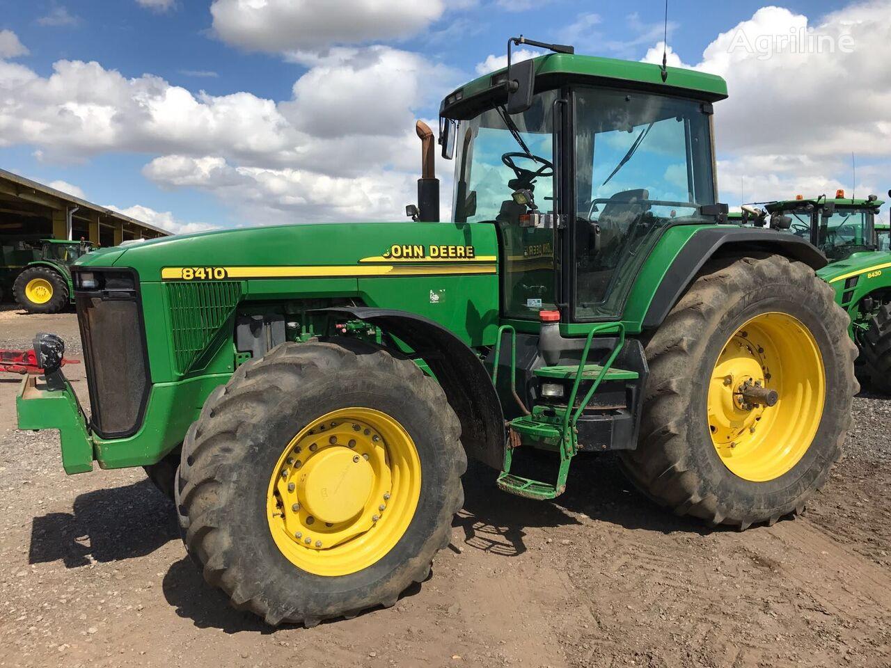 JOHN DEERE 8410 traktor točkaš