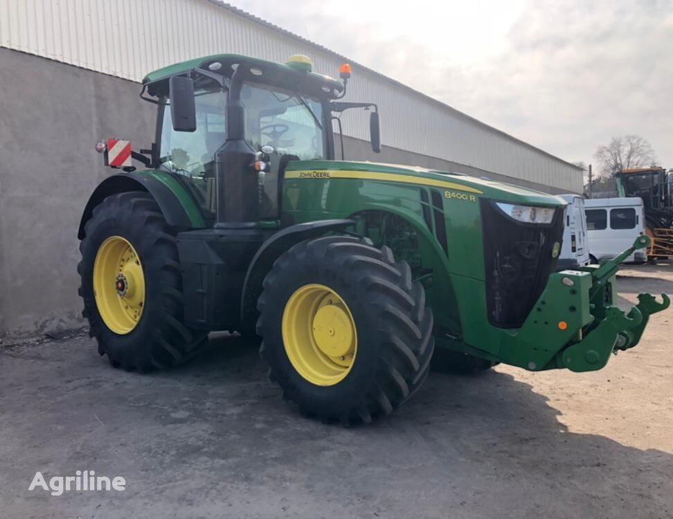 novi JOHN DEERE 8400 R traktor točkaš