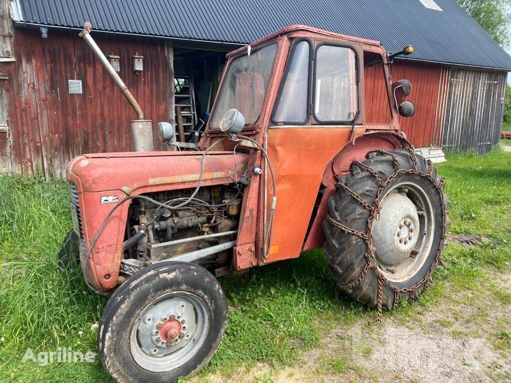 MASSEY FERGUSON 35 traktor točkaš