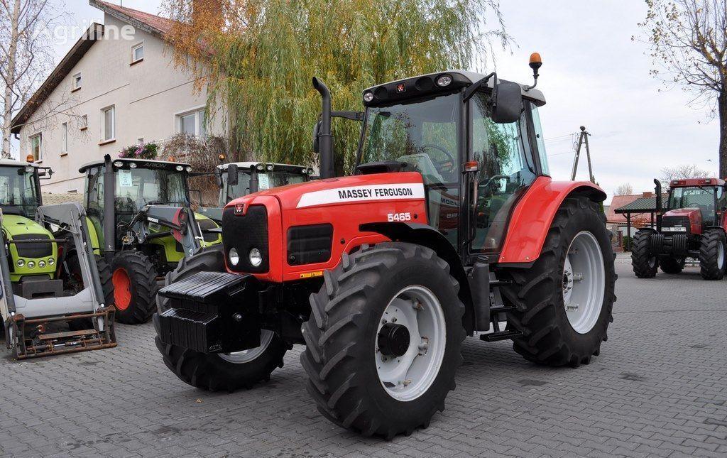 MASSEY FERGUSON 5465 SpeedShift traktor točkaš