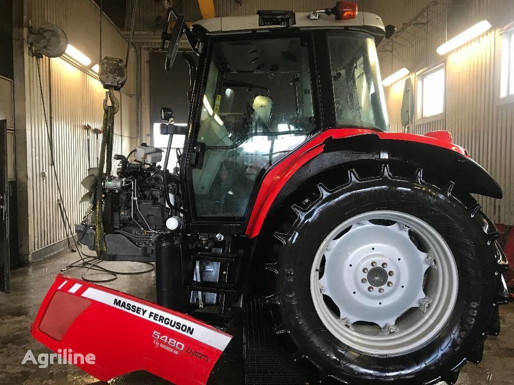 MASSEY FERGUSON 5480 Dismantled for spare parts traktor točkaš po rezervnim dijelovima