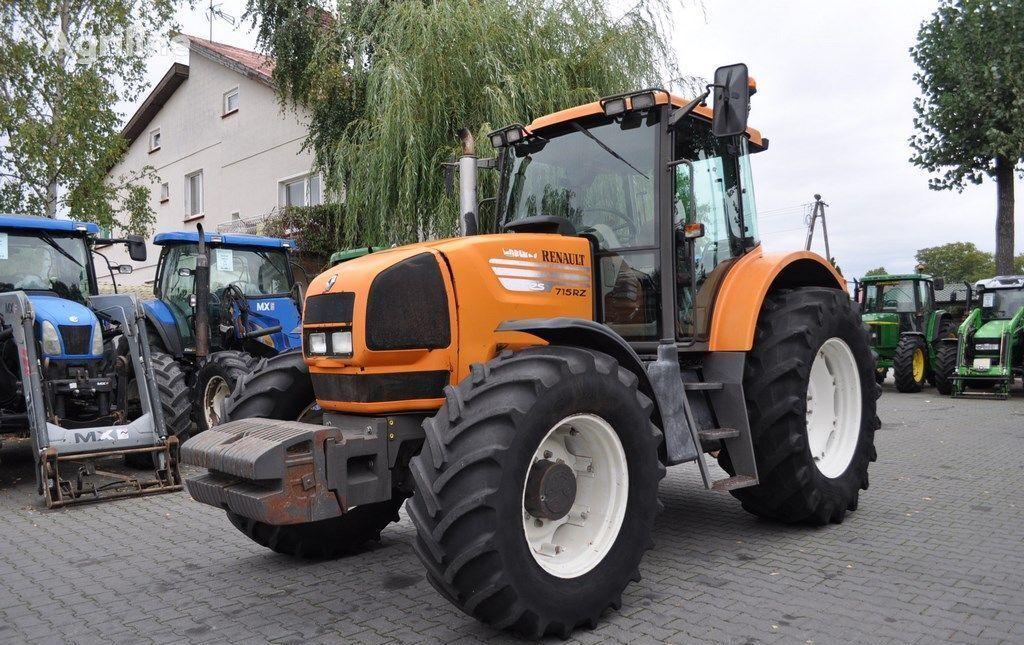 RENAULT ARES 715 RZ traktor točkaš