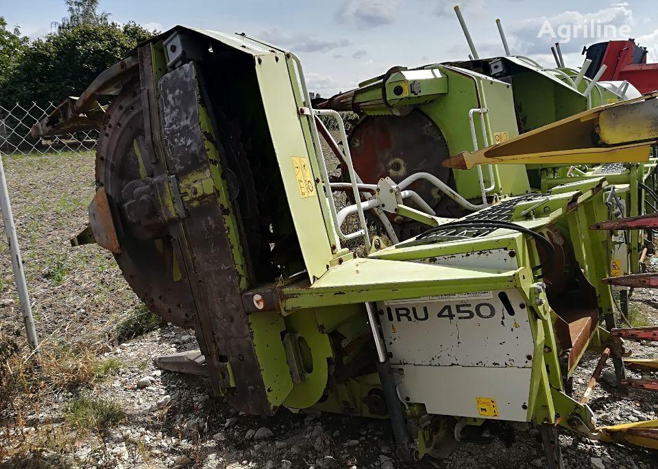 CLAAS RU 450 na czesci žetelica po rezervnim dijelovima
