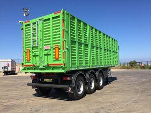 nova CARSAN 2021 poluprikolica za prijevoz zrna