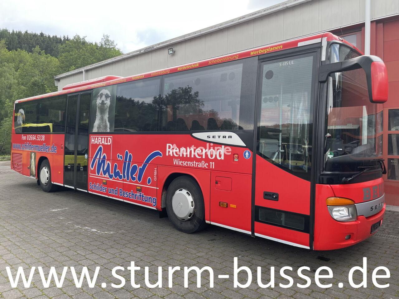 SETRA MultiClass S 415 UL prigradski autobus
