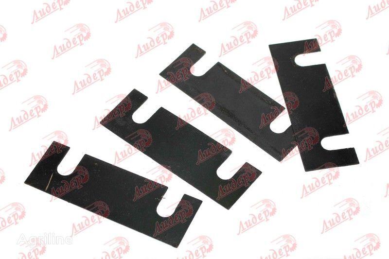 Regulirovochnaya plastina / Adjustment plate Regulirovochnaya plastina / Adjustment plate (1316039C1) drugi radni dijelovi za CASE IH 1010,1020 adaptera za žito