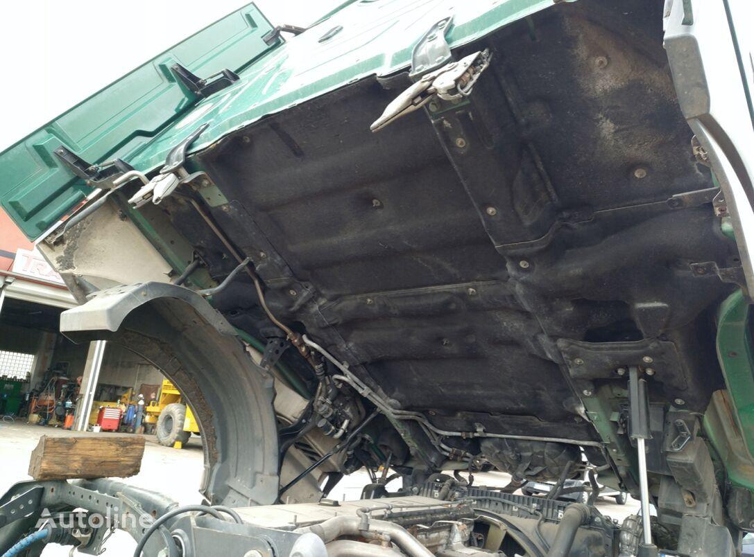 Soundproofing drugi rezervni dio kabine za MERCEDES-BENZ Actros Mp4  kamiona