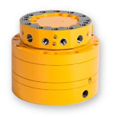 novi THUMM 610 H-2 Hydraulic rotator 10 Ton hidraulični rotator za bagera