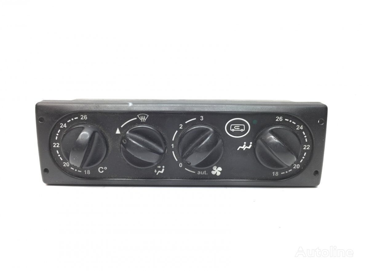 Cabin Heater Switches Panel instrument tabla za VOLVO B6/B7/B9/B10/B12/8500/8700/9700/9900 bus (1995-) autobusa