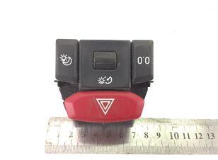 SCANIA Control panel, hazard warning lamp (2095860) instrument tabla za SCANIA P G R T-series (2004-) tegljača