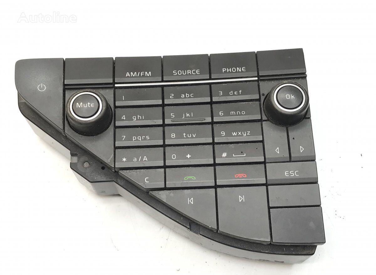 Control Module, Radio/Phone instrument tabla za VOLVO FH/FH16 (2012-) tegljača