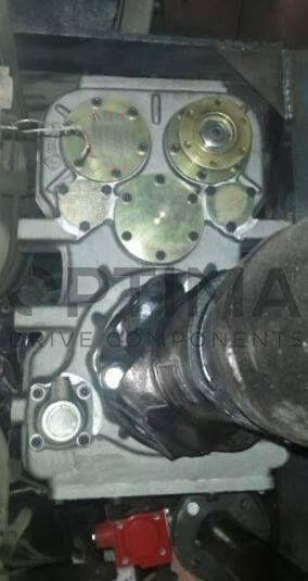 novi OPTIMA Transfer Case - Split Shaft kardan za vozila za čišćenje kanalizacije