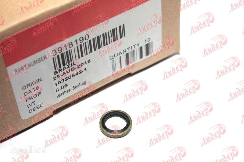 novi Uplotnitelnoe kolco pod shtucer / O-ring for the fuel pipe fitt (J918190) komplet za popravku za CASE IH kombajna za žito