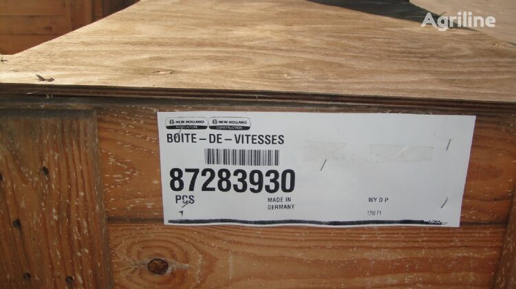 mjenjač za NEW HOLLAND CX 720-780 kombajna za žito