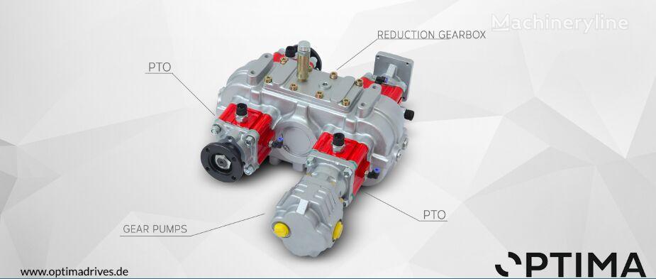 novi Optima Getriebe mjenjač za kombinovanog vozila za čišćenje kanalizacije