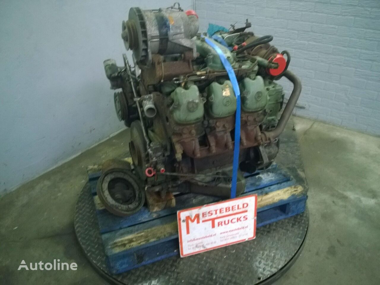 motor za MERCEDES-BENZ Motor OM 421 A autobusa