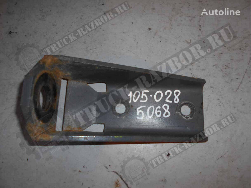 DAF opora amortizatora verhnyaya (1437841) pričvršćivači za DAF tegljača