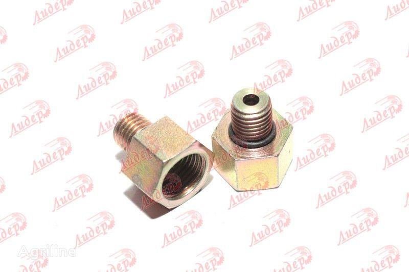 Shtucer trubki podachi masla / ADAPTER - female, supply hose (J919687) rezervni dio za CASE IH kombajna za žito