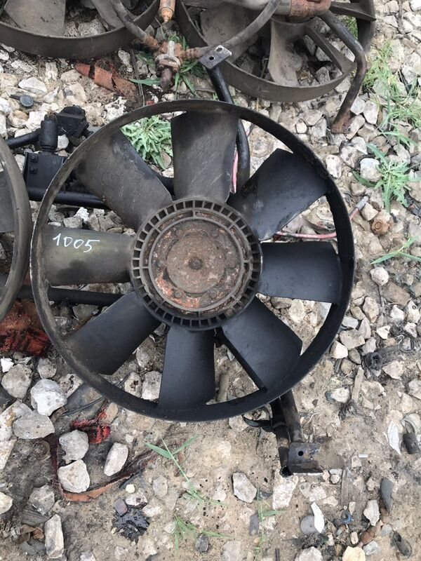 visco spojnica ventilatora za autobusa