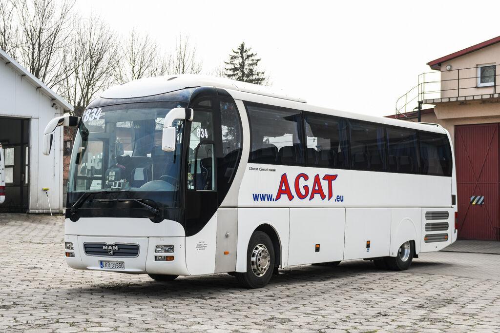 MAN Lions Coach Supreme R07 Euro 5, 51 Pax turistički autobus