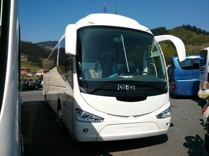 IRIZAR I6  turistički autobus