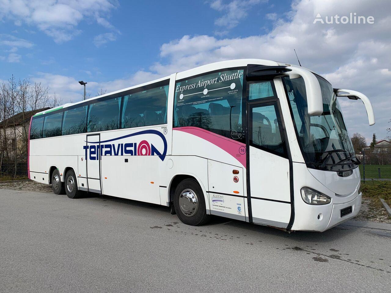 SCANIA Irizar-Scania Century (K 400 EB - 14.35E) Euro5 turistički autobus