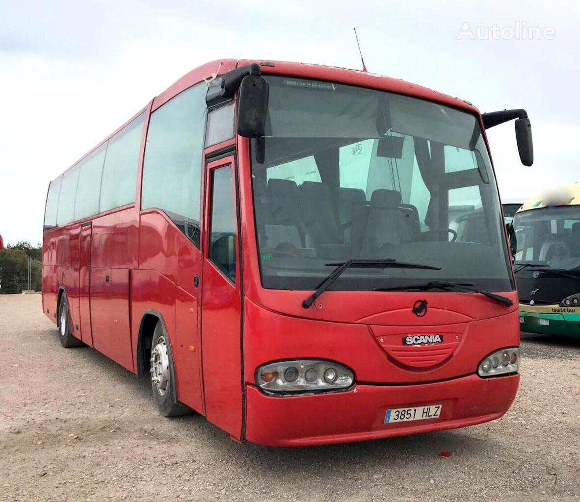 SCANIA  K124 - IRIZAR CENTURY II turistički autobus
