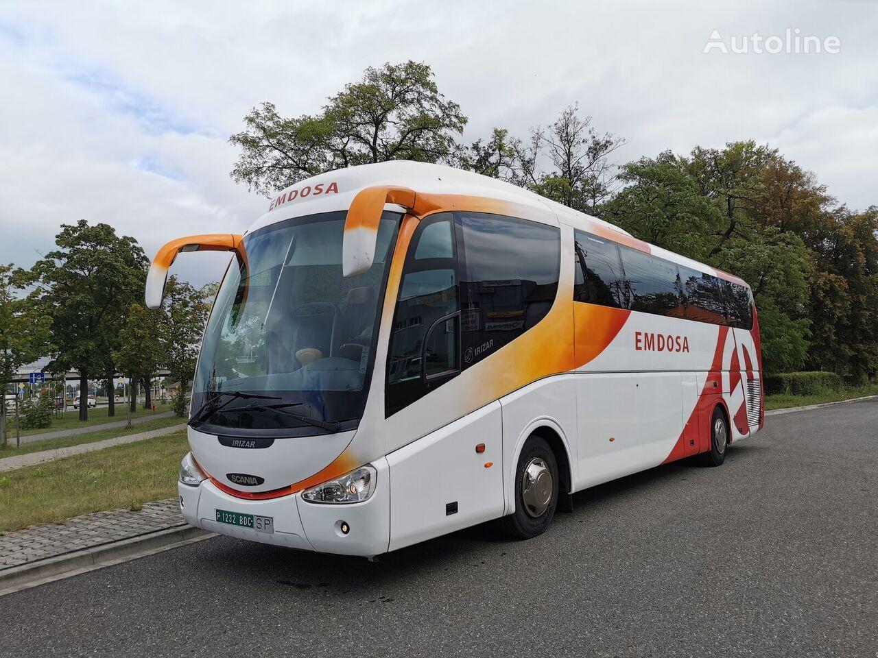 SCANIA K124 IRIZAR PB turistički autobus